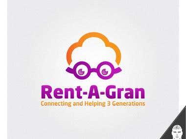 Rent-A-Gran Logo