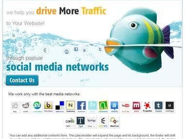 SEO Business Website