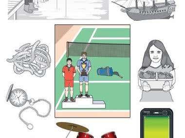 Graphic Design/Illustration Services