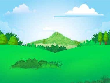 Design Likez Game Illustration Designs Samples