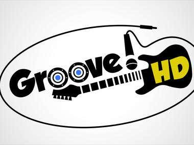 Logo for Groove! HD band