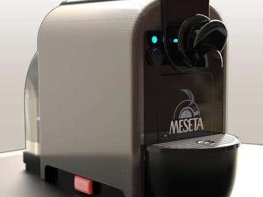 CoffeMaker espresso machine
