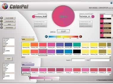 Desktop: ColorPal