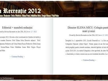 www.revista-recreatie.ro