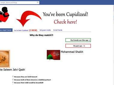 You have been Cupidized