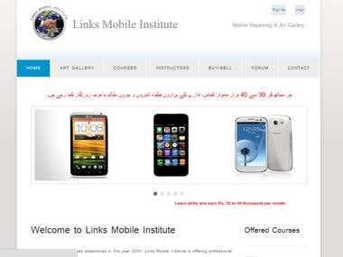 Links Mobile Institute & Art Gallery