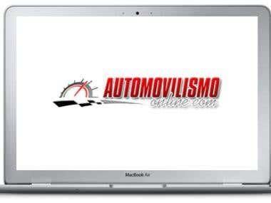Automovilismo Online Logo