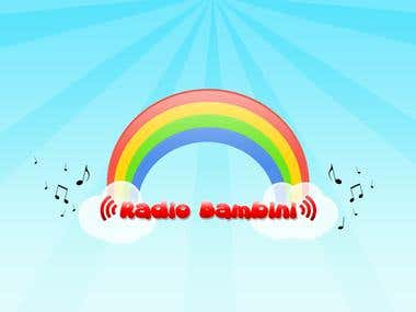 children radio design
