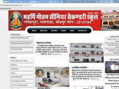 Maharishigautam School