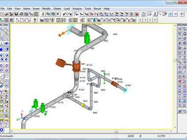Engineering (PLANT) Stress Analysis and Design