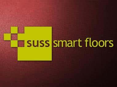 SUSS Smart Floors, Company Logo Concept