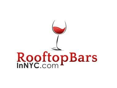Logo for RoofTopBars.com