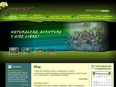 Joomla 1.5 Community Blog Site