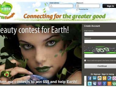 Online Environmental Social Network USA SEO