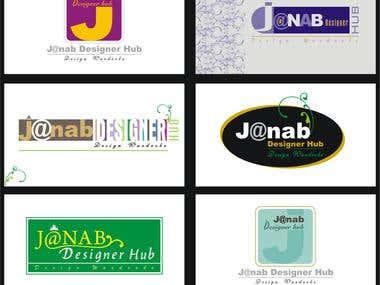 janab designer hub logo