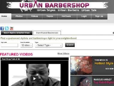 Urban Barber Shop