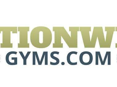 Logo for NationwideGym.com