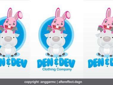 Den&Dev Logo's