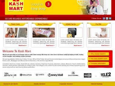 KashMart Web Design