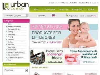 Urban Tot Shop