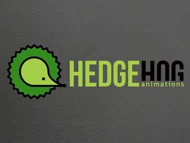 Hedgehog Animations - Company Logo Concept