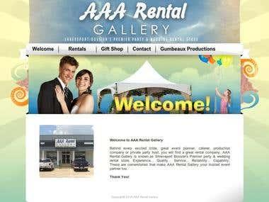 AAA Rental Galleries