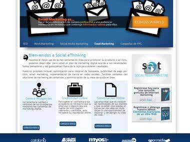 Website socialethinking.com