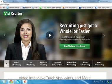Online Recruitment System