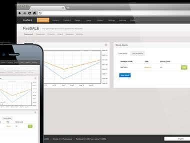 FireSale eCommerce Platform