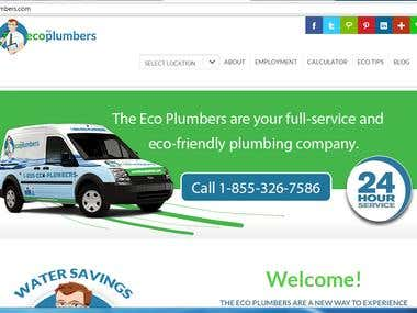 Ecoplumbers/WordPress