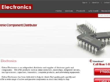Kieton Electronics Inc.