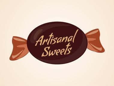 Artisanal Sweets Logo