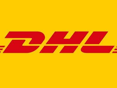 DHL Tracking System on Android&iOS