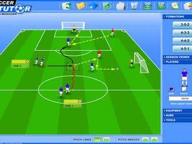 Tactics Manager Software 1.6