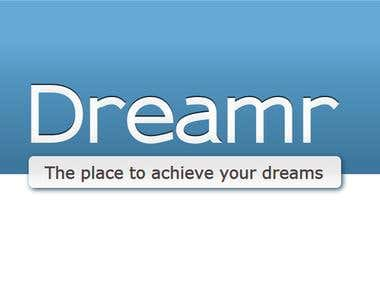 Dreamr - Social Network for Goal Sharing