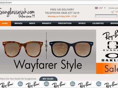 Sunglasses UK