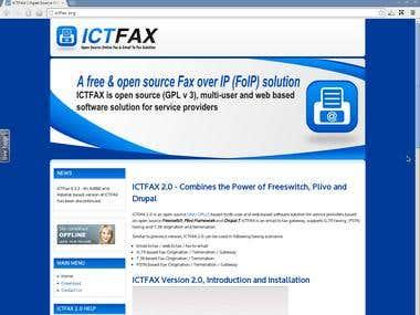 ICTFAX
