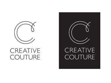 Creative Couture Logo design