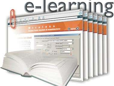 E-Learning System