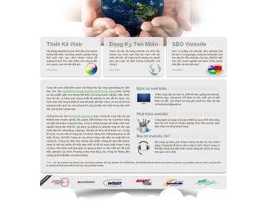 Wordpress - http://www.oweb.vn