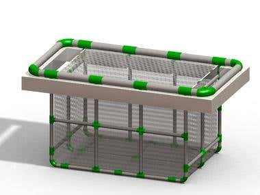 Fish Floating Cage