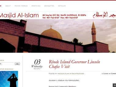 Masjidalislam