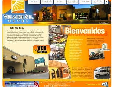 Hotel Villa del Sol Juarez, Chihuahua