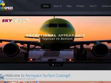 Aerospace Surface Coatings -