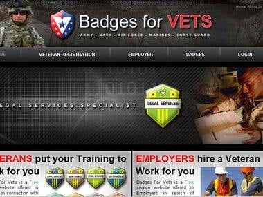 Joomla/Sobi2/Jomsocial based veterans site