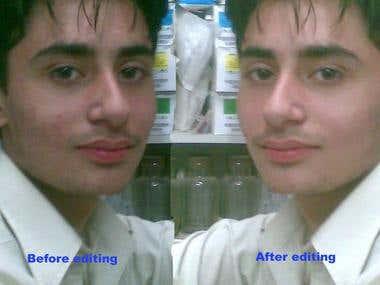 photo retouch