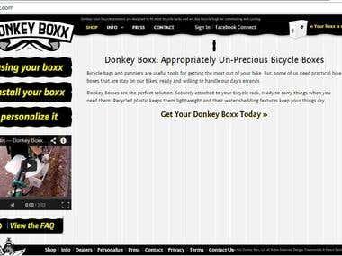 Doneky boxx