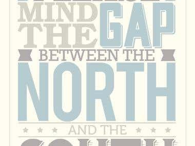 Please Mind The Gap