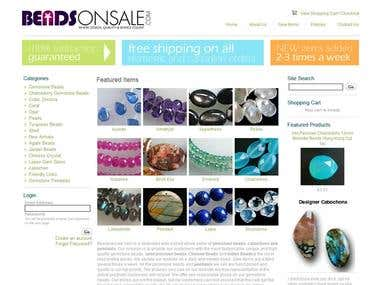 Beads On Sale