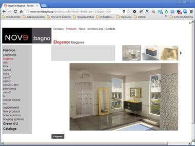 Site: Novebagno
